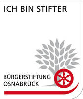 Logo von der Bürgerstiftung Osnabrück