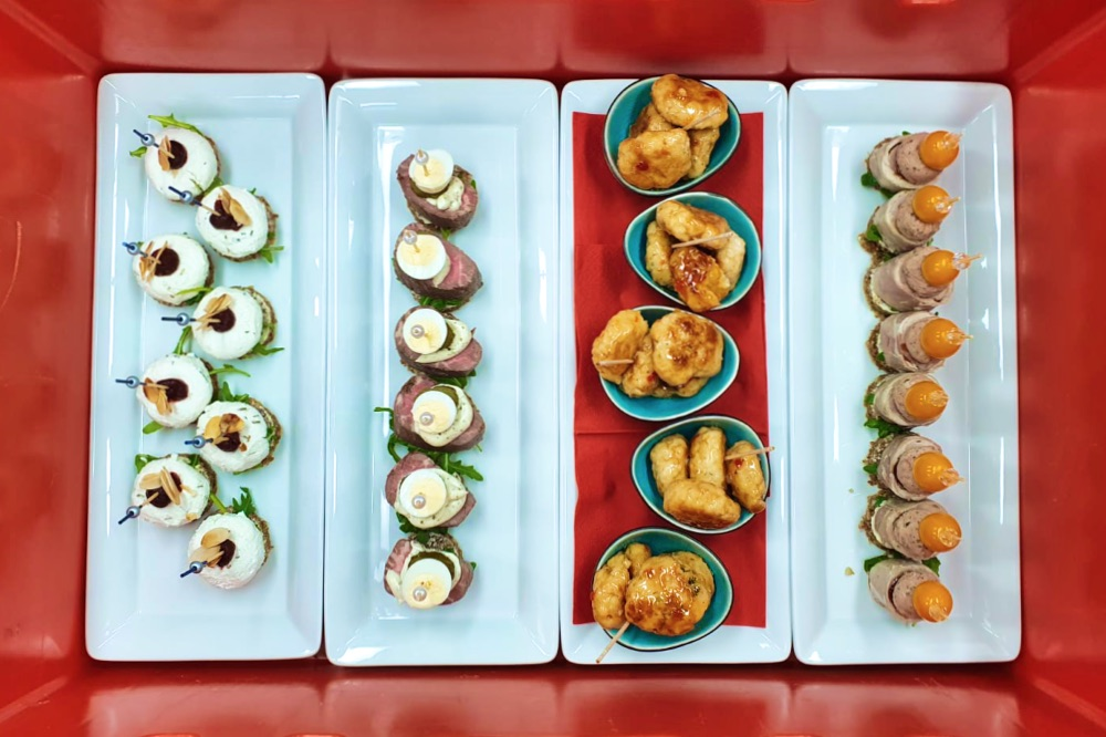 FoodBox für Zuhause oder in der Firma